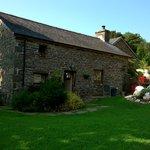 the Mill House - Cwmiar farm