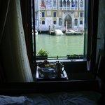 desayuno y ventana