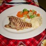 excellent fish filet