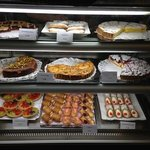 handmade cakes and pastries