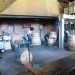 Where the barrels are hand made