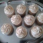 Snickerdoodles cupcakes