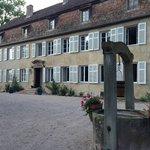 outside Chateau