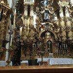 Hermoso Altar Inmaculada Concepcion