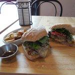 Sandwich Burger