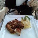 Porc et purée de pomme de terre