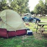 KOA Campsite (Primitive with Water/Electricity)