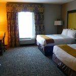großzügige Zimmer-Suiten