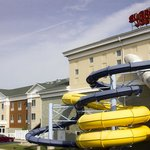 Fairfield Inn & Suites Watervliet St. Joseph Foto