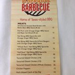 menu - side 1