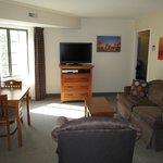 2BDRM- Living room