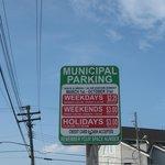parking 2013