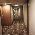 холл 7 этажа