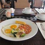 Resonable breakfast