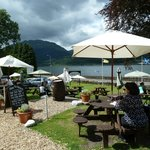 The Village Inn pub - Loch Long