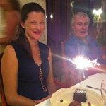 We celebrated my wife's birthday at this restaurant with family and friends. Sept 2013 - Excelle