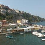 Vista Panoramica Di Marina Grande