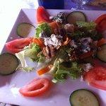 salade roquefort menu 13€