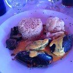 moules setoise menu 13€