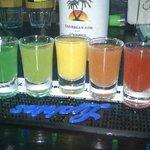 shot mix