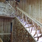 stairs and woodwork