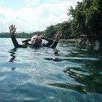 Wat en prachtige duik naar het Scheepswrak