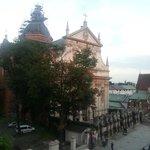 Vista dalla 301 - Chiesa di San Pietro e Paolo