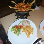 Yummy food all holiday at the Albatros
