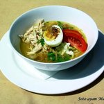 Foto de Cocos Beach Restaurant, Novotel Bali Benoa