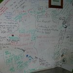 Wall Comments 1