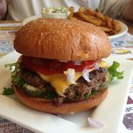 The Blazer Burger
