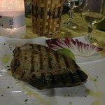 Fiorentina di tonno