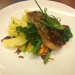 Australia rib-eye steak