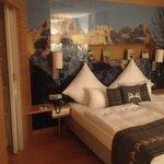 Schlafzimmer/Schlafbereich