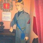 statua di cera di Benito Mussolini a San Marino