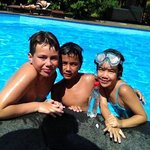 Enjoy the pool (1.50 m deep)