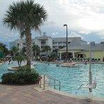 Big Kahuna's Pool (biggest of the several pools)