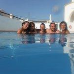 bagni in piscina dopo il mare