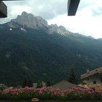 vista dalla Alpen Room