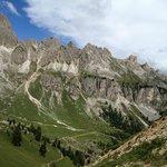 la Val di Fassa..