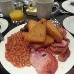 Hash browns were good!!! Breakfast