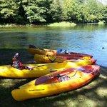 balade en canoë kayak sur l Ariege