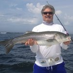 First Striper of the Day!