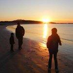 Seaside survival walk
