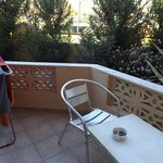camera / balcone