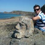 Las rocas esculpidas