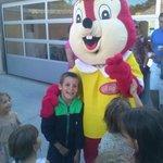 camping la chenaie pot de bienvenue rencontre de mon fils avec leur mascotte