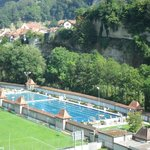 50m and childrens pools