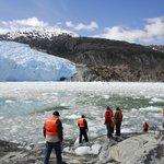 en la ruta kawaskar, Patagonia-Chile