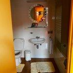 bagno camera numero 2